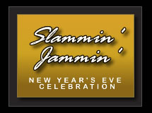 Slammin' Jammin New Year's Eve Celebration in Seattle/Tacoma Washington