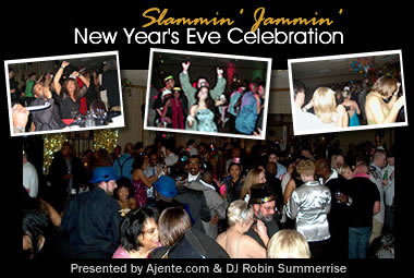2009 - 2011 New Year's Eve Party Celebration @  Doubletree Hotel Suites Southcenter - Seattle/Tacoma
